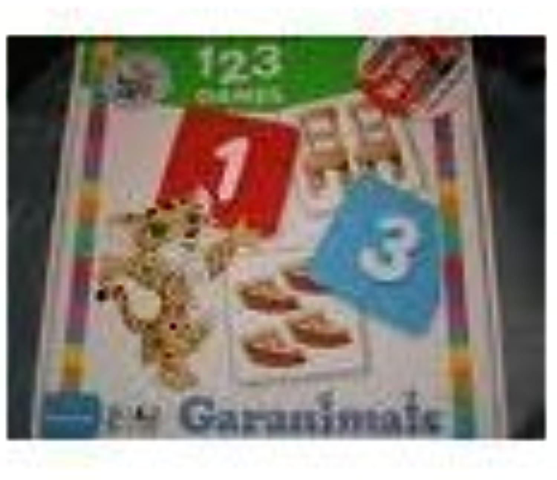 Garanimals 123 Games by Patch