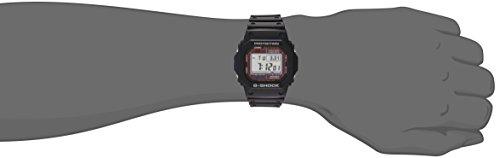 Casio Men's G-Shock Quartz Watch with Resin Strap, Black (Model: GWM5610-1)