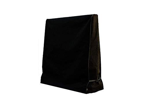 Anderlay Housse Table de Tennis de Table de ping Pong étanche Couverture Noir 165 × 70 × 185 cm