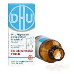 DHU Magnesium phosphoricum Pentarkan Spar-Set 3x80 Tbl. Hilft bei krampfartigen Periodenschmerzen im Unterleib und unteren Rückenbereich.Bewährte Wirkstoffe ergänzen sich ideal