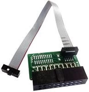 j link 9 pin cortex m adapter