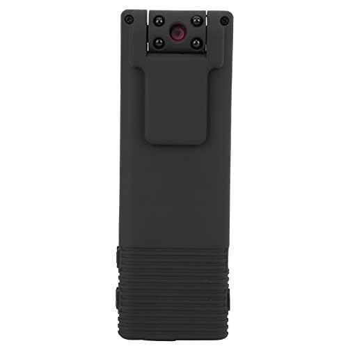 Draagbare videorecorder, mini-videorecorder 180 ° infrarood roterende lens met 120 graden camera voor sport