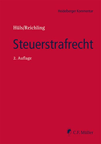 Steuerstrafrecht (Heidelberger Kommentar)