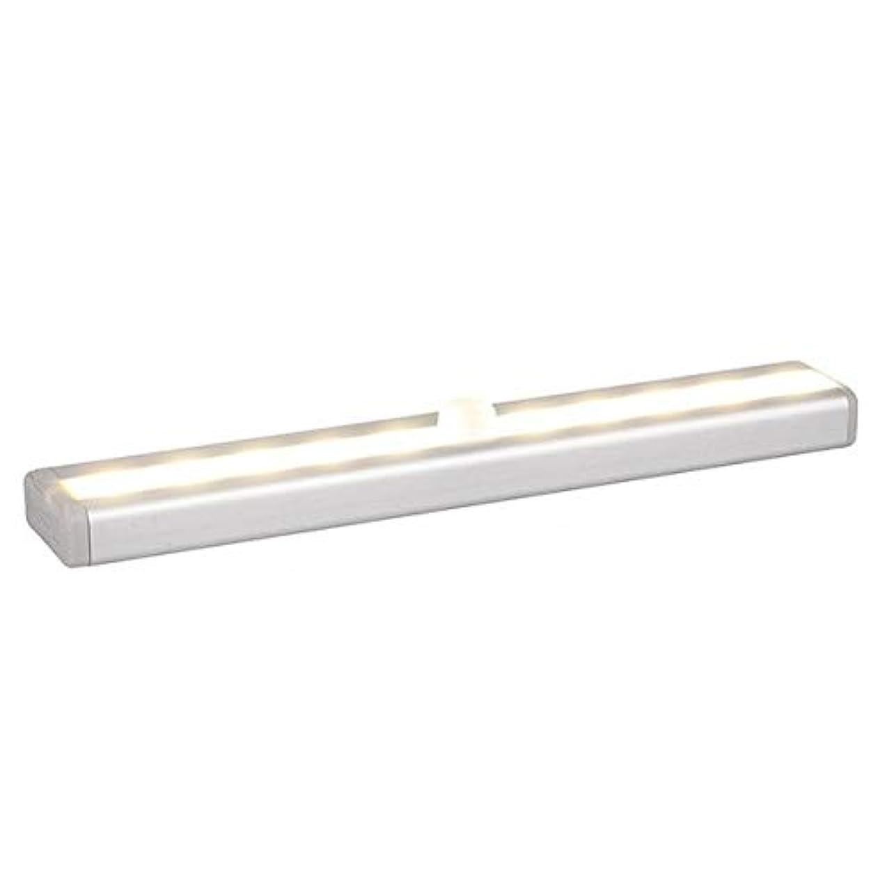 ルネッサンスサドル技術LED ライト 2個セット 人感センサー LED ライト センサーライト LEDライト 自動点滅 明暗センサーライト 屋内 照明 電池式 省エネ 電球色 昼白色 LEDライト