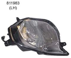 E-Ton VECTOR 250 ATV HEADLIGHT ASSEMBLY - PART HAND NEW Daily bargain sale LEFT OEM Discount mail order