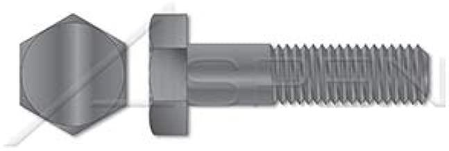5/8-11 X 16 HX Head Machine Bolts Long Length Undersize Body ASTM A307 Plain Carton of 35 Pieces