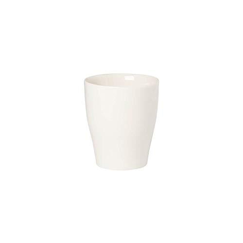 Villeroy & Boch Coffee Passion Große Espressotasse, 180 ml, Premium Porzellan, Weiß