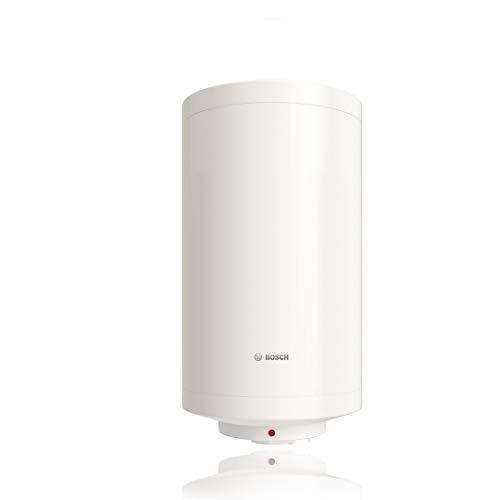 Bosch Scaldabagno Elettrico Tronic 2000 T 50L, bianco, per installazione verticale a parete [Classe Energetica C]
