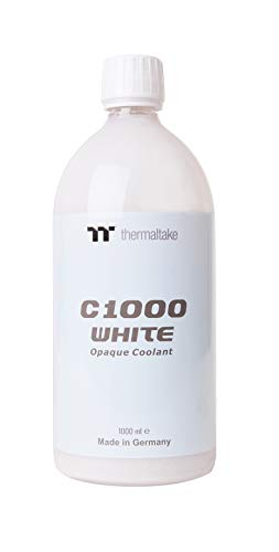 Thermaltake C1000 - Refrigerante Opaco, Color Blanco