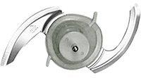 Braun 3210-629 Food Processor Chopping Blade Universal Bowl