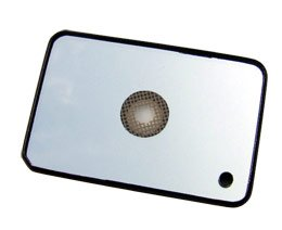 Best Glide ASE Military Grade Glass Signal Mirror (3 x 5 Mark 3)