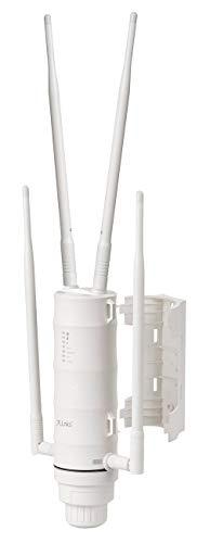 7links WLAN Verstärker: Wetterfester Outdoor-WLAN-Repeater mit 1.200 Mbit/s, für 2,4 & 5 GHz (WLAN Antenne)