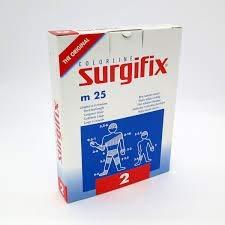 Surgifix Elastisches Schlauchnetz, 25 m Größe: 2 (ideal für Hand, Arm, Finger)