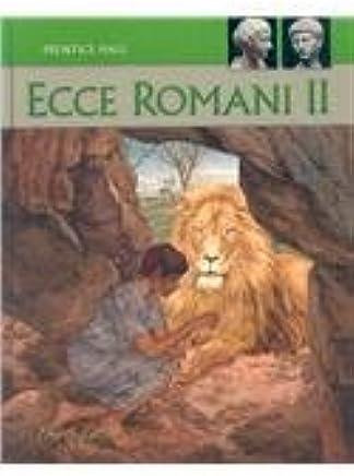 ECCE ROMANI 09 LEVEL 2 SE 9780133610918