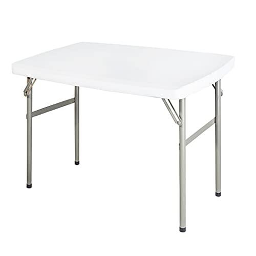 Escritorio portátil plegable portátil escritorio plegable escritorio de ordenador portátil sin montaje mesa de picnic plegable oficina portátil mesa para interior y exterior camping