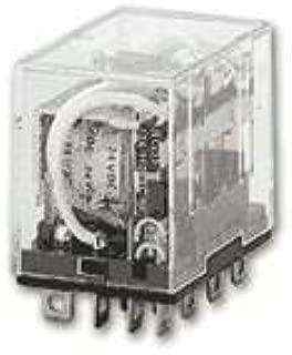 General Purpose Relays PLUG-IN DPDT 24VDC