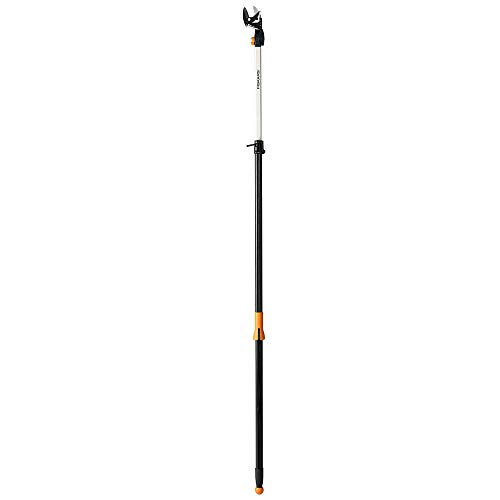 Fiskars 7.9-12 Foot Extendable Tree Pruning Stik Pruner (92406935K)