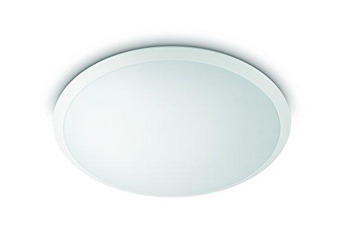 Philips MyLiving 3-in-1 LED Deckenleuchte, Wavel, 3200 Lumen, 36 W, weiß, rund