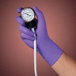 The Amazing SafeSkin 55082 Purple Nitrile Exam Gloves-Medium-100/Box