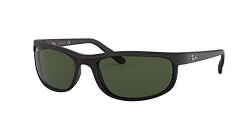 Fashion Shopping Ray-Ban Men's Rb2027 Predator 2 Rectangular Sunglasses