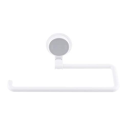 FTVOGUE Lijm Papier Handdoek Houder Dispenser Papier Roll Houder Rek Zonder Boren voor Keuken Badkamer