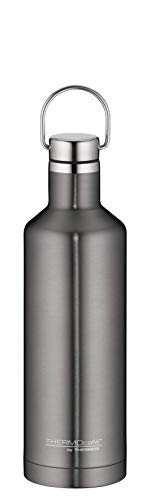 THERMOcafé by THERMOS Thermosflasche, Cool Grey, 0,5 Liter