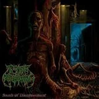 cease of breeding sounds of disembowelment