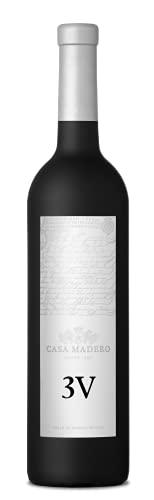Casa Madero 3V, Vino Tinto Mexicano, Elaborado con Uvas Cabernet...