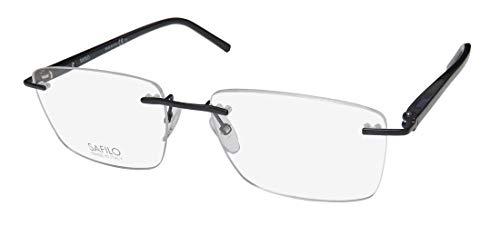 1083 Optyl Dobradiças de Mola retangulares sem ARO para homens, Mulheres, Óculos clássicos/óculos de Qualidade Premium espetaculares