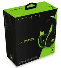 Stealth SX-Pro Wired Stereo Gaming Headset (Green/Black) /Xbox One