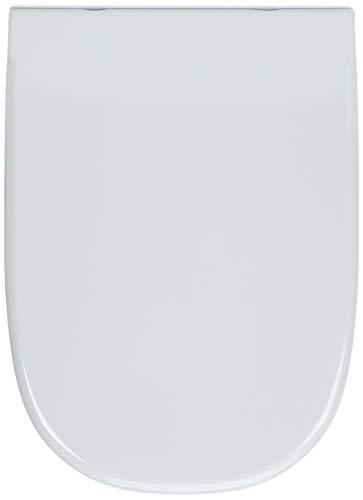 Roca Dama Retro A801327694 - Asiento de inodoro gris