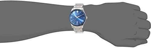 Victorinox Swiss Army Unisex Reloj de pulsera analógico cuarzo acero inoxidable