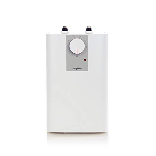 Viessmann Elektro-Kleinspeicher drucklos Vitotherm ES6 mit Thermostop Funktion 2kW 5 Liter Farbe weiß ZK03812