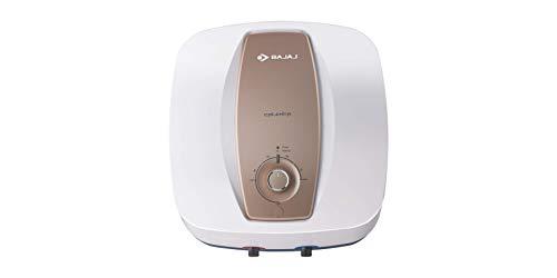 Bajaj Calenta Mechanical Storage 25 Litre Vertical 5 Star Water Heater, White