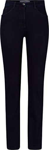 BRAX Damen Slim Jeans Mary,Blau (Clean Dark Blue 22),44(Herstellergröße:34/32)