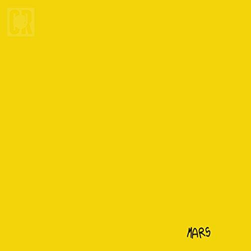 mars audiobook cover art