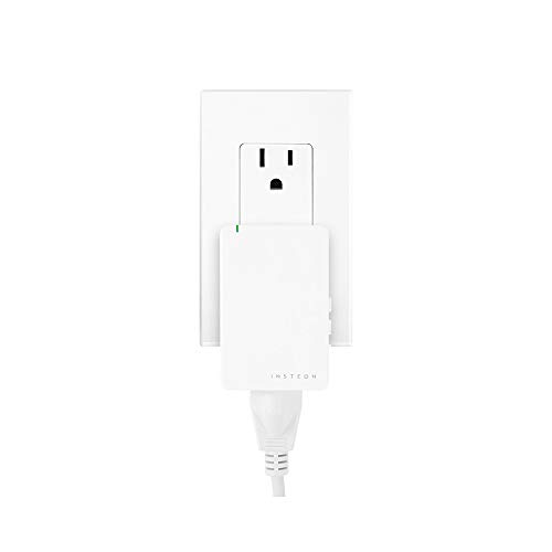 Insteon Smart On/Off Plug-in Module, 2635-222 - Insteon Hub required for voice control with Alexa & Google Assistant