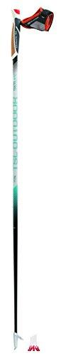 TSL Messieurs Tactil C70 Spike/Cross 105 Bâton de Marche, Blanc, M