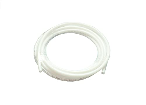 AMPEREUS Extra Spun Filter, Spanner and Telfon Kit for RO Water Purifiers (White)