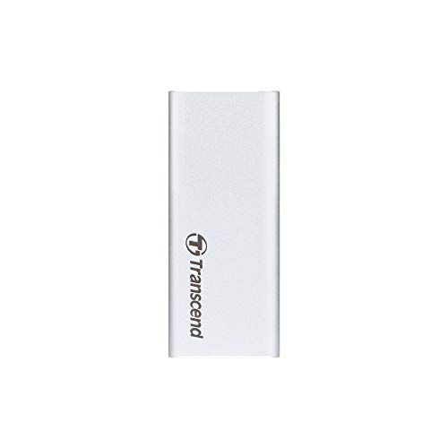 Transcend 外付けSSD 480GB USB3.1(Gen2)Type-A/Type-C 対応 ポータブルSSD TS480GESD240C【 PlayStation4 ...