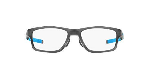 Oakley Rectangular Men's OtherOptical Frames (0OX8090|53.0 mm|Transparent)