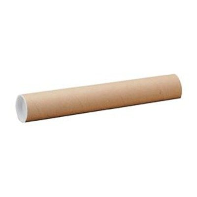 Ambassador tubo da spedizione, in cartone, dimensioni: 76 x 890 mm, confezione da 12