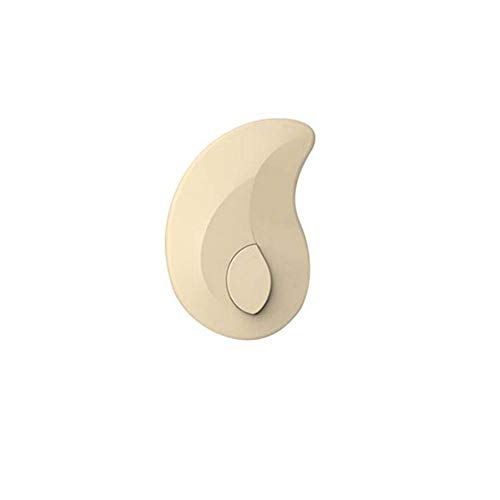 Festnight Auricolari Invisibili Cuffie Bluetooth in-Ear Musica Stereo Auricolare Smart Phone Auricolari Vivavoce con Microfono Compatibile con Telefoni Android
