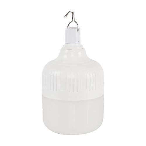 unid 150W Impermeable LED Lámpara de la Parada de la lámpara de la Noche del Mercado de la Calle de Emergencia Aire Libre de la Emergencia para Acampar Puesto con Cable USB 150W