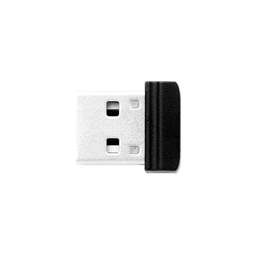Verbatim 32GB Store 'n' Stay Nano USB Flash Drive - Black