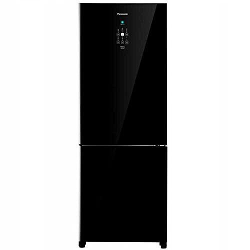 Geladeira Frost Free Panasonic Black Glass NR-BB71GVFB 110v