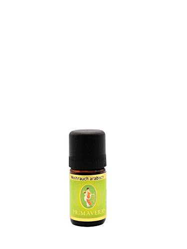 WEIHRAUCH ÖL ätherisch arabisch 5 ml Ätherisches Öl