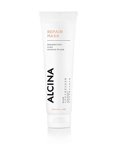 ALCINA Repair-Mask - Intensiv pflegende, regenerierende Haar-Maske - 1 x 150 ml