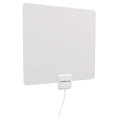 Power & Co. Antena Omnidireccional HD XF550 para Interiores