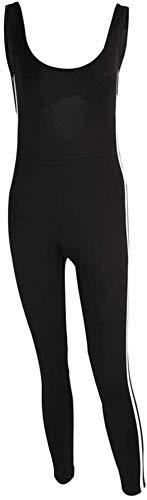 Sport Leggins,Yogahose Vrouwen Sport Yoga Jumpsuit Backless mouwloze One-Piece Romper playsuit Gym Running Workout body geschikt for de Partij van Clubwear cadeau for geliefde